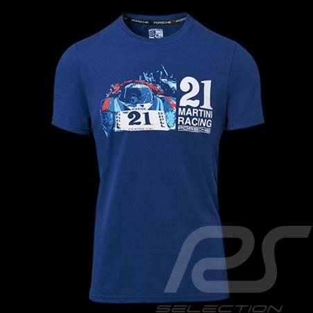 T-shirt Porsche 917 Martini Racing n° 21 Edition limitée Porsche Design WAP671 - mixte