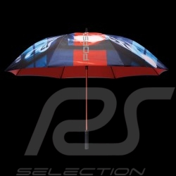Parapluie Umbrella Regenschirm Porsche Martini Racing Collection XL bleu marine Porsche WAP0505700J