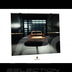 Calendrier Porsche 2018 Race Lab with QR code Porsche Design WAP0920010J