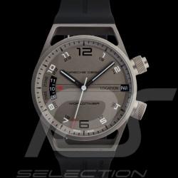 Montre automatique Porsche Worldtimer titane Porsche Design Timepieces 4046901032838