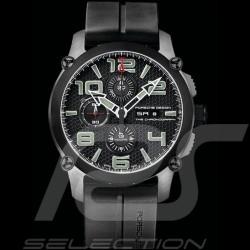 Montre automatique Porsche The Chronograph titane Porsche Design Timepieces 4046901545541