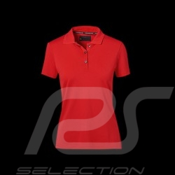 Polo Porsche Classic Porsche Design WAP494 - femme women Damen - rouge red rot