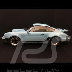 Porsche 911 (930) Turbo 1977 Gulf blue 1/12 Minichamps 125066105