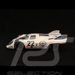 Porsche 917 K Vainqueur Le Mans 1971 n° 22 Martini 1/43 CMR 43002