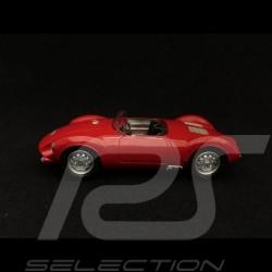 Sauter Porsche Bergspyder 1957 rot 1/43 Autocult 60001