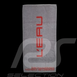 Toilet towel Porsche L'eau Collection Porsche Design Fragrances