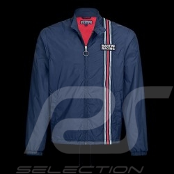 Veste Martini Racing Team - homme men herren coupe-vent bleu marine navy blue windbreaker marineblau Windjacke