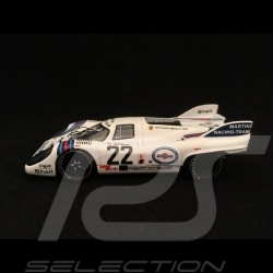Porsche 917 K Sieger Le Mans 1971 n° 22 Martini 1/43 Ixo LM1971