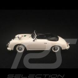 Porsche 356 A Polizei NRW 1956 1/43 Schuco 450256600 blanche white weiß