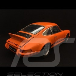 Porsche 911 Carrera RS 1973 orange 1/18 Welly MAP02101314