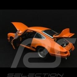 Porsche 911 Carrera RS 1973 orange 1/18 Welly MAP02101314