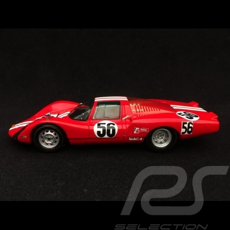 Porsche 906 LH Daytona 1967 n° 56 Vögele 1/43 Spark S5422