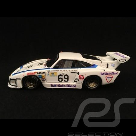 Porsche 935 L1 Baby Le Mans 1981 n° 69 Tuff-Kote Dinol 1/43 Spark S4426