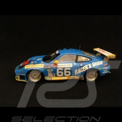 Porsche 911 type 996 Sieger Daytona 2003 n° 66 Racers Group 1/43 Spark 43DA03