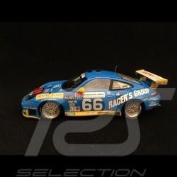 Porsche 911 type 996 winner Daytona 2003 n° 66 Racers Group 1/43 Spark 43DA03