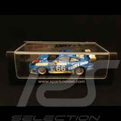 Porsche 911 type 996 Vainqueur Daytona 2003 n° 66 Racers Group 1/43 Spark 43DA03
