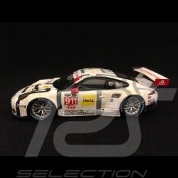 Porsche 911 GT3 R type 991 Sieger Petit Le Mans 2016 n° 911 Manthey 1/43 Spark US022
