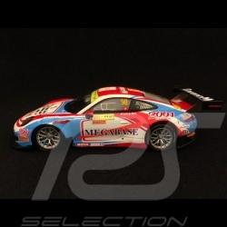 Porsche 911 GT3 R type 991 Macau GT World Cup 2016 n° 98 GruppeM 1/43 Spark SA118