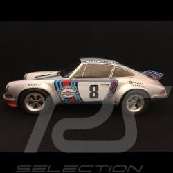 Porsche 911 Carrera RSR Martini n° 8 vainqueur winner Sieger Targa Florio 1973 1/18 Solido S1801104