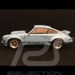 Porsche 911 Carrera 2.8 RSR 1974 clear blue 1/18 Solido S1801101
