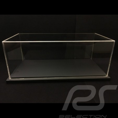 Display Case 1/18 black base premium quality