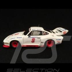 Porsche 935 vainqueur Sebring 1978 n° 9 Barbour 1/43 Spark 43SE78