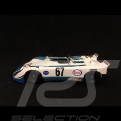 Porsche 908 /2 Le Mans 1972 n° 67 Christian Poirot 1/43 Spark S1982