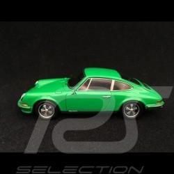 Porsche 911 2.4 S 1972 Vert signal 1/43 Spark S4925
