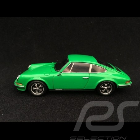 Porsche 911 2.4 S 1972 signalgrün 1/43 Spark S4925