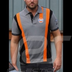 Polo Gulf Racing Team 50th anniversary grey - men