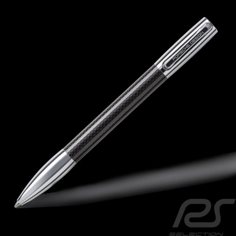Stylo à bille Porsche Design Shake Pen Big Carbon K3145 noir black schwarz