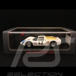 Porsche 906 /6 24H Le Mans 1968 N° 42 1/43 Spark S4685
