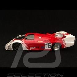 Porsche 956 J Le Mans 1983 n° 15 Joest Racing 1/43 Spark S5507
