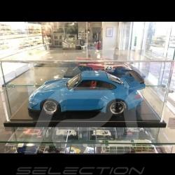 Porsche 993 RWB 1996 bleu clair 1/12 GT SPIRIT GT167