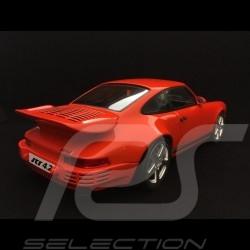 Porsche 911 type 964 RUF SCR 4.2 orange sanguine 1/18 GT Spirit GT192