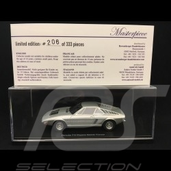 Porsche 914 /6 Frua Hispano Aleman Vizcaya 1/43 Autocult ATC90048