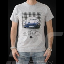 T-shirt Porsche 911 2.0 S 1969 pepita grey - men