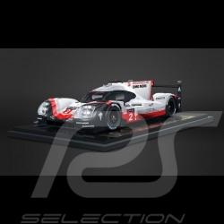 Porsche 919 Hybrid n° 2 LMP1 1/18 Spark WAP0219190J Vainqueur Winner Sieger Le Mans 2017