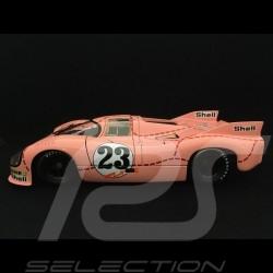 Porsche 917 /20 Cochon Rose Le Mans 1971 n° 23 1ers essais 1/18 Minichamps 180716922
