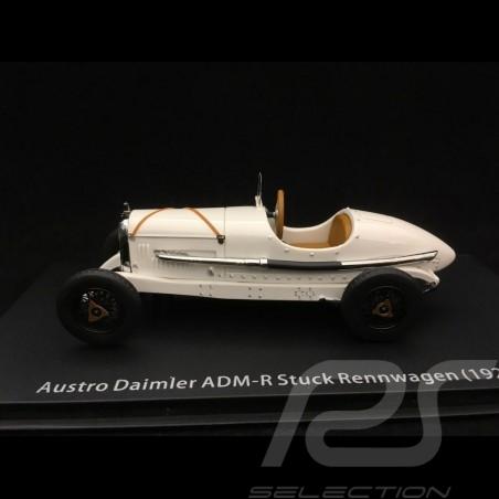 Ferdinand Porsche Austro Daimler ADM-R Hans Stuck 1929 blanche 1/43 fahrTraum 43009