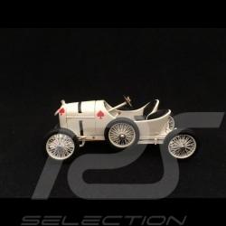 Ferdinand Porsche Austro Daimler Sascha 1922 blanche 1/43 fahrTraum 43004
