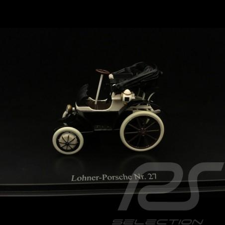 Ferdinand Porsche Lohner Porsche n° 27 1900 ungedeckt 1/43 fahrTraum 43008