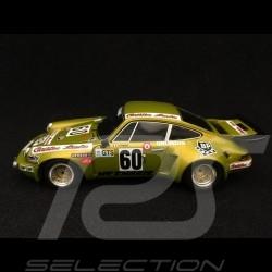 Porsche 911 Carrera RSR Le Mans 1974 n° 60 Meznarie 1/43 Spark S3495