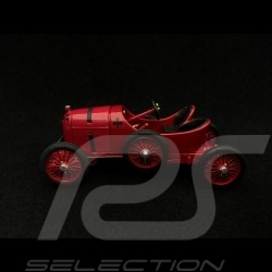 Ferdinand Porsche Austro Daimler Sascha 1922 red 1/43 fahrTraum 43005