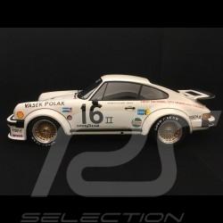 Porsche 934 vainqueur Trans-Am 1976 n° 16 Vasek Polak 1/12 Minichamps 125766416