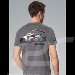T-shirt Porsche 911 RSR Motorsport Racing Fan Porsche Design WAP453H - mixte