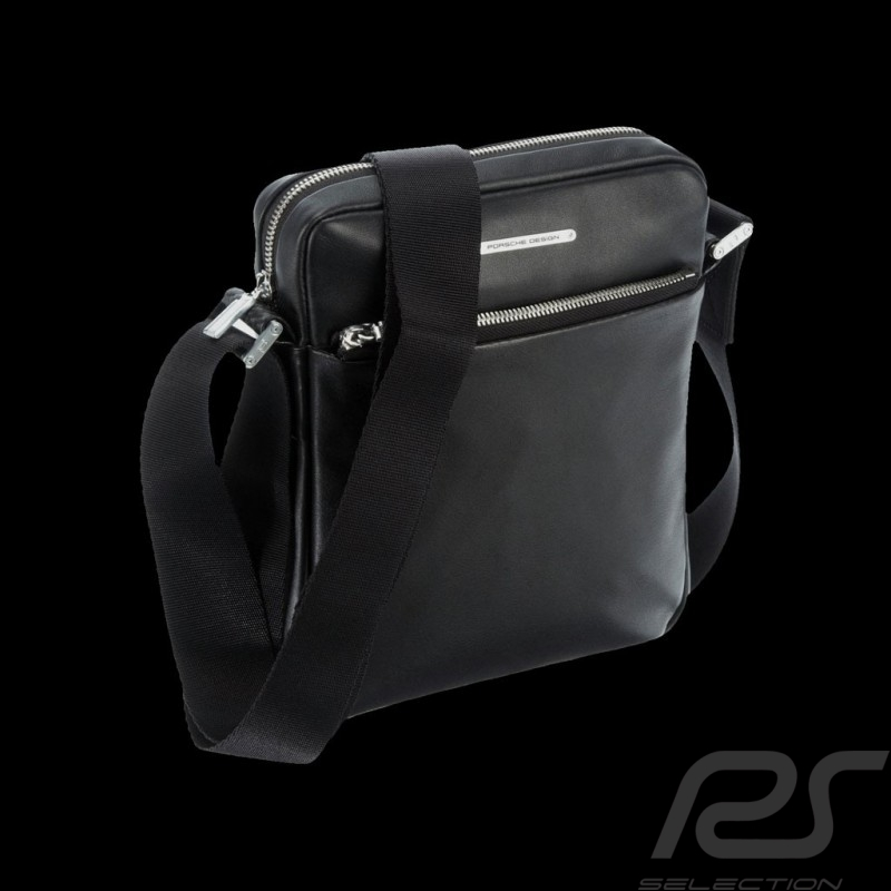 Porsche bag Shoulder bag black leather CL2 2.0 Business Porsche Design 4090000259