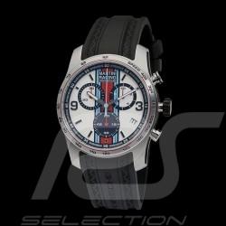 Montre Watch Uhr Porsche Chrono Sport Martini Racing argent Porsche Design WAP0700020J