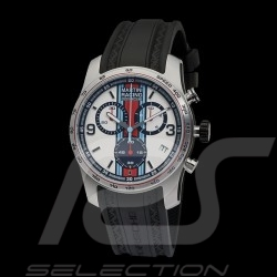 Montre Watch Uhr Porsche Chrono Sport Martini Racing argent WAP0700020J