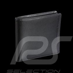 Portefeuille Porsche Classic Line 2.1 H10 Porsche Design 4090000116 Porte-monnaie cuir noir money holder black leather Geldhalt